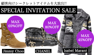 ★SPECIAL INVITATION SALE