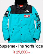 Supreme×The North Face
