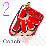 2位:Coach / コーチ
