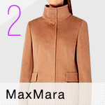 2位:MaxMara / マックスマーラ