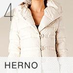 4位:HERNO / ヘルノ
