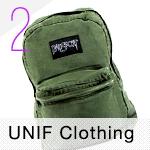 2位:UNIF Clothing / ユニフ