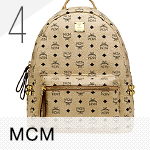 4位:MCM / エム シー エム