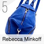 5位:Rebecca Minkoff / レベッカミンコフ