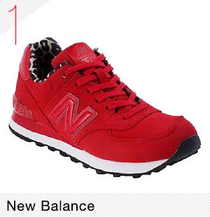1位:New Balance / ニューバランス