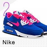 2位:Nike / ナイキ
