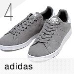 4位:adidas / アディダス