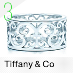 3位:Tiffany & Co / ティファニー