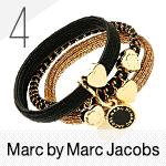 4位:Marc by Marc Jacobs / マークバイマークジェイコブス
