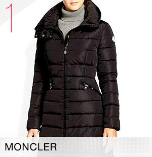 1位:MONCLER / モンクレール