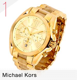 1位:Michael Kors / マイケルコース