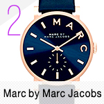 2位:Marc by Marc Jacobs / マークバイマークジェイコブス