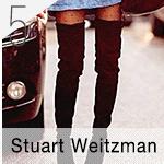 5位:Stuart Weitzman / スチュアート ワイツマン