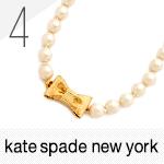 4位:kate spade new york / ケイトスペード