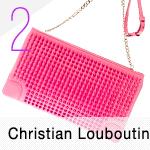 2位:Christian Louboutin / クリスチャンルブタン