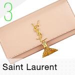 3位:Saint Laurent / サンローラン