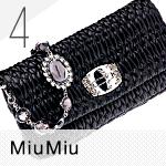 4位:MiuMiu / ミュウミュウ